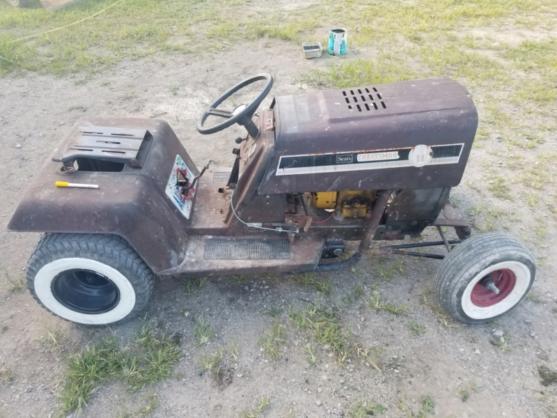 AK's LT-08 Rat Rod Tractor Build [2019 Build-Off Entry] - Page 12 20190891