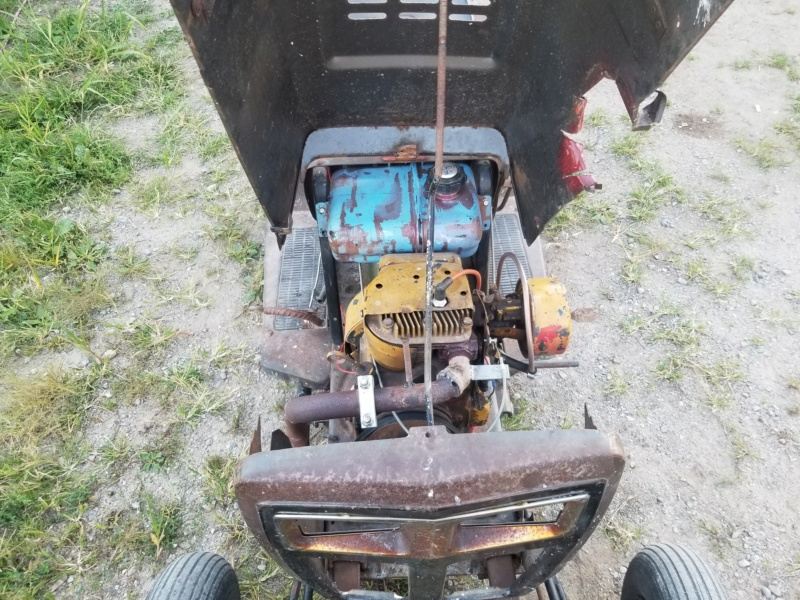 [COMPLETE] - AK's LT-08 Rat Rod Tractor Build [2019 Build-Off Entry] - Page 14 20190955