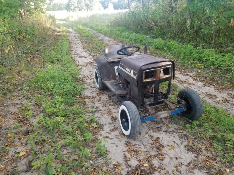 [COMPLETE] - AK's LT-08 Rat Rod Tractor Build [2019 Build-Off Entry] - Page 14 20190956