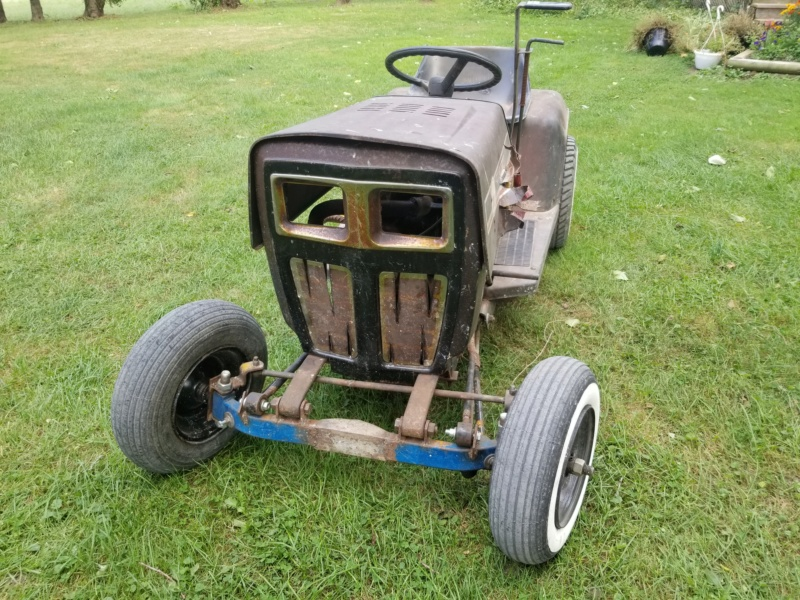 [COMPLETE] - AK's LT-08 Rat Rod Tractor Build [2019 Build-Off Entry] - Page 14 20190965