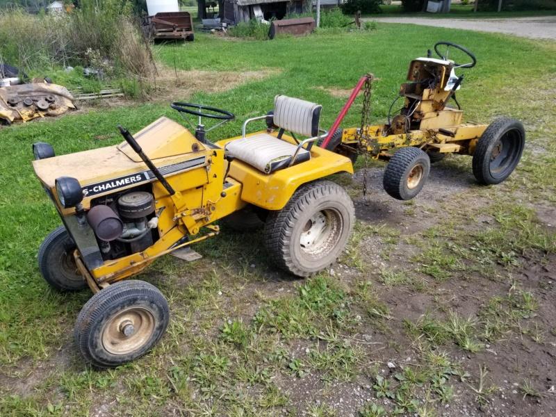Garden Tractor Collection 20190967