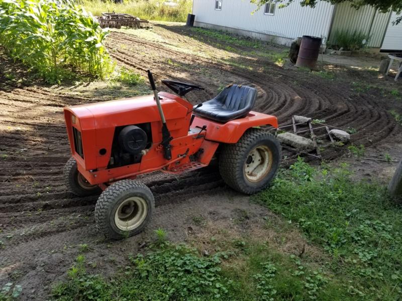 Garden Tractor Collection 20190968