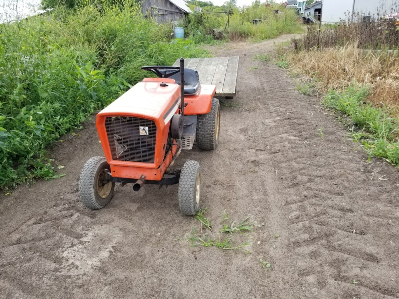 Garden Tractor Collection 20190969
