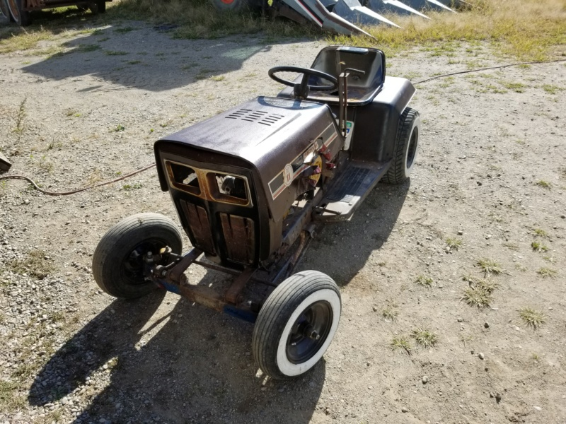 [FINALIST] - AK's LT-08 Rat Rod Tractor Build [2019 Build-Off Entry] - Page 15 20191018