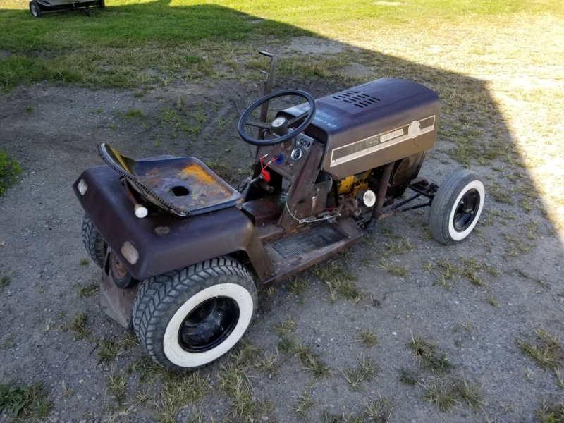 [COMPLETE] - AK's LT-08 Rat Rod Tractor Build [2019 Build-Off Entry] - Page 14 20191020