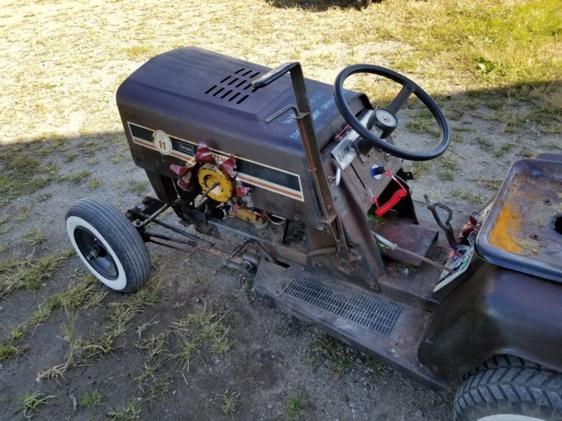 [COMPLETE] - AK's LT-08 Rat Rod Tractor Build [2019 Build-Off Entry] - Page 14 20191026