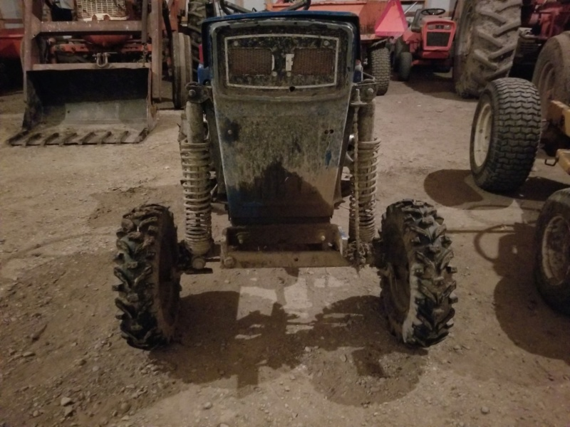 Ford LT 110 Off-Road Build - Page 14 20191188