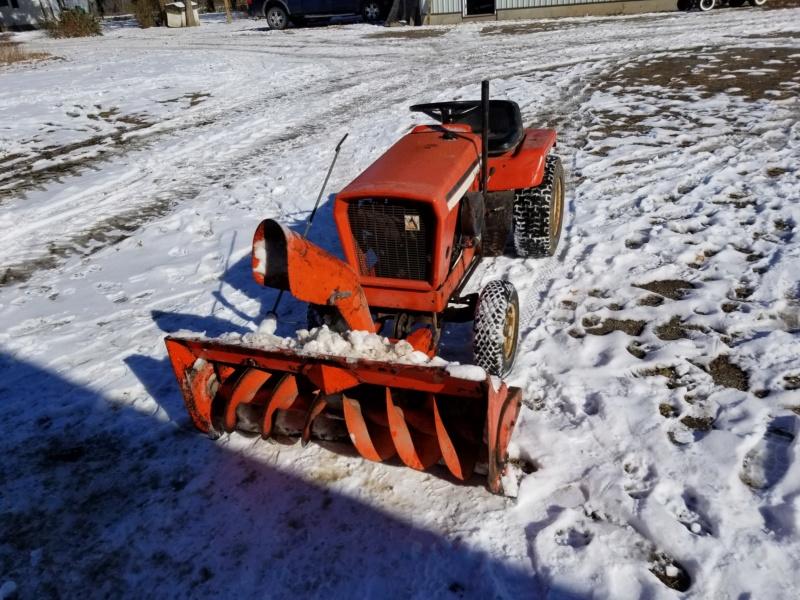 Garden Tractor Collection 20191190