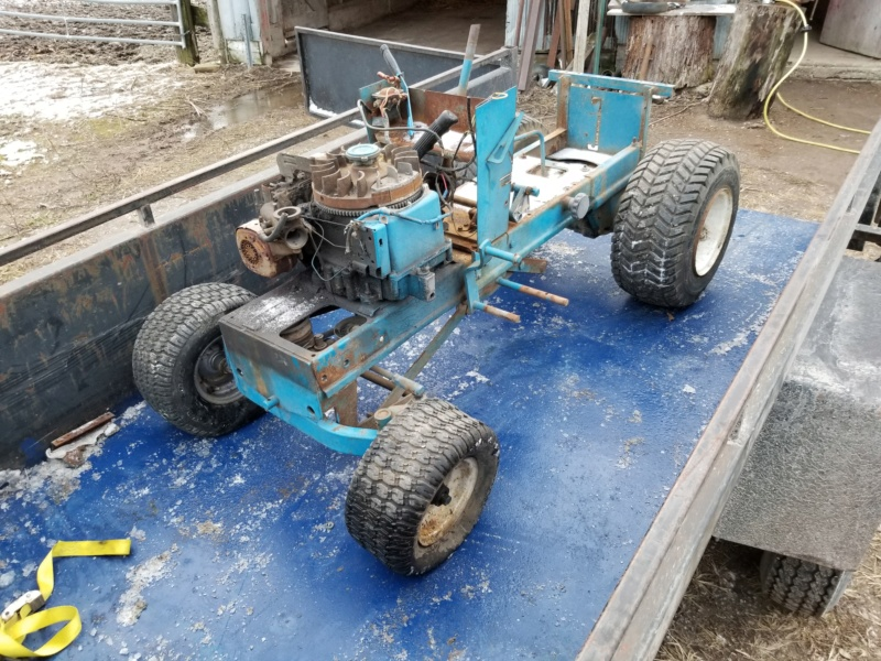 Ford LT 110 Off-Road Build - Page 14 20191222