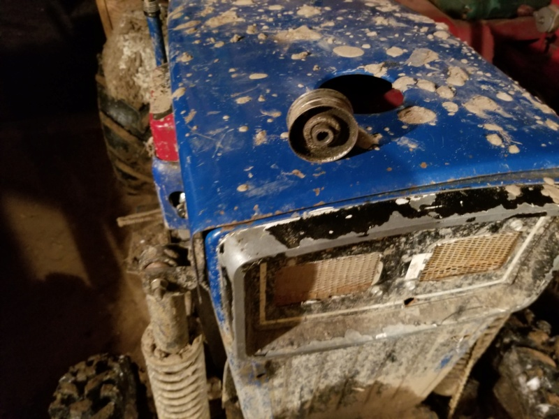 Ford LT 110 Off-Road Build - Page 14 20191224