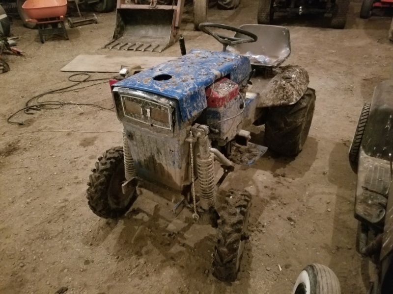 Ford LT 110 Off-Road Build - Page 14 20191225