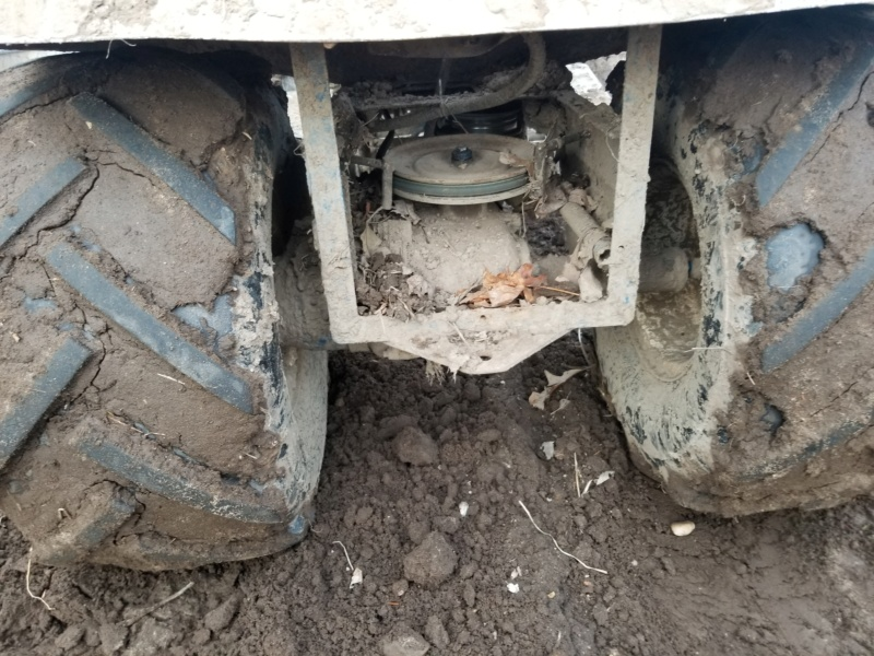 Ford LT 110 Off-Road Build - Page 14 20191238