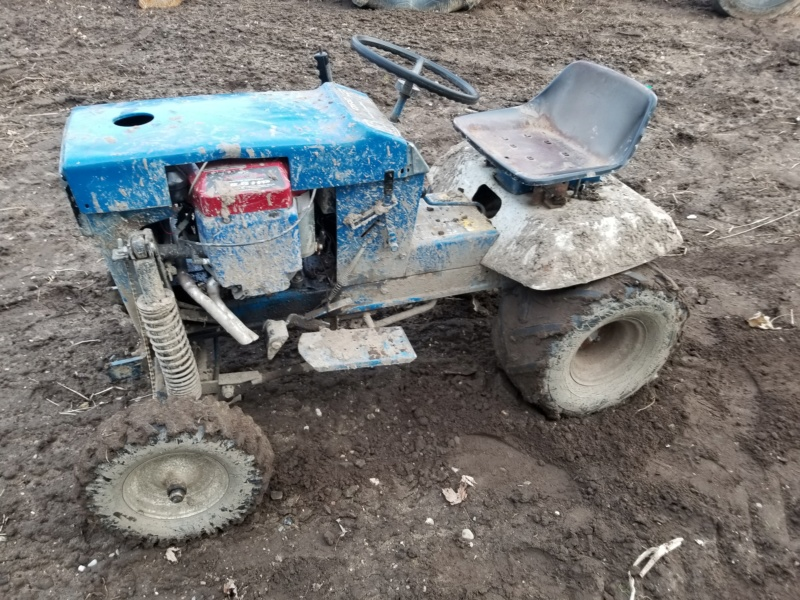 Ford LT 110 Off-Road Build - Page 14 20191239