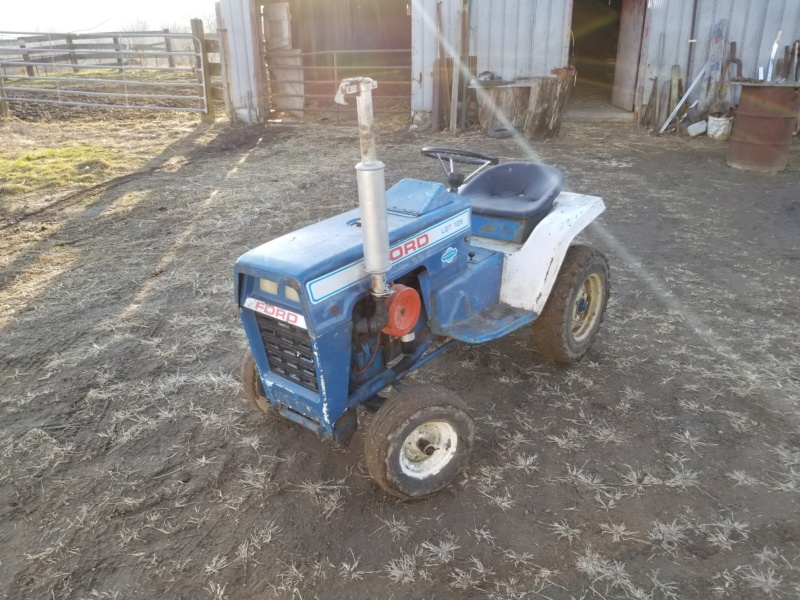 Garden Tractor Collection 20191240