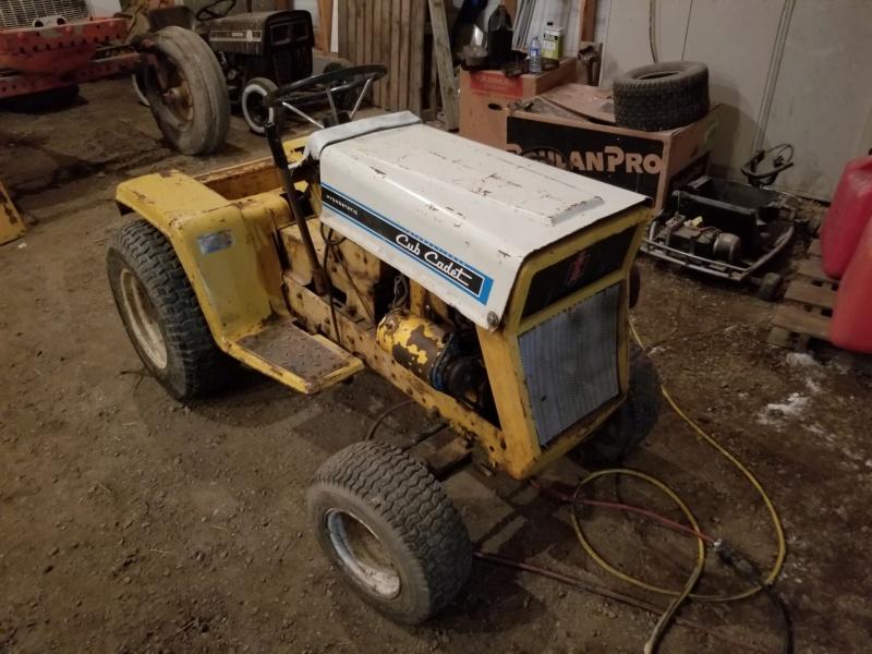 Garden Tractor Collection 20200122