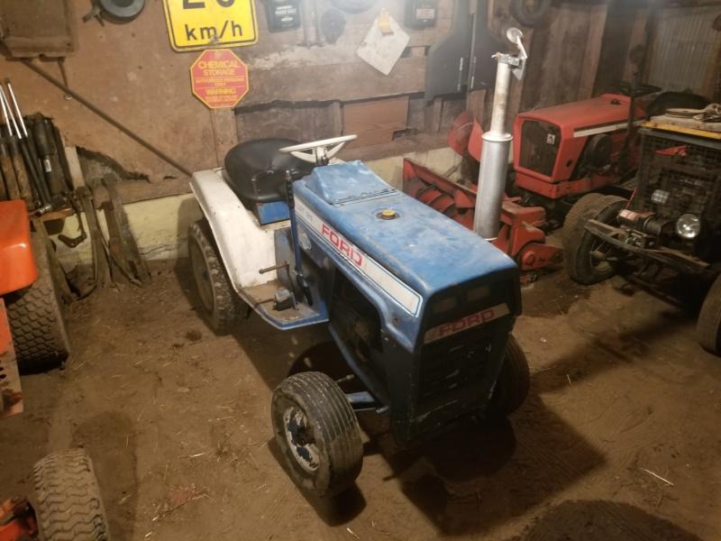Garden Tractor Collection 20200124