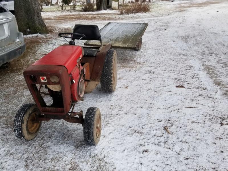 Garden Tractor Collection 20200125