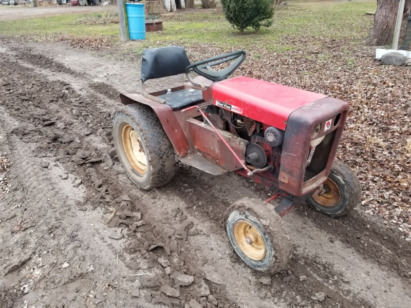 Garden Tractor Collection 20200126