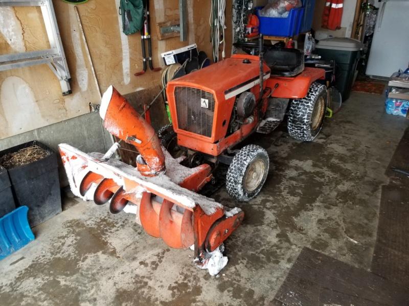 Garden Tractor Collection 20200127