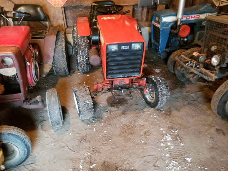 Garden Tractor Collection 20200128