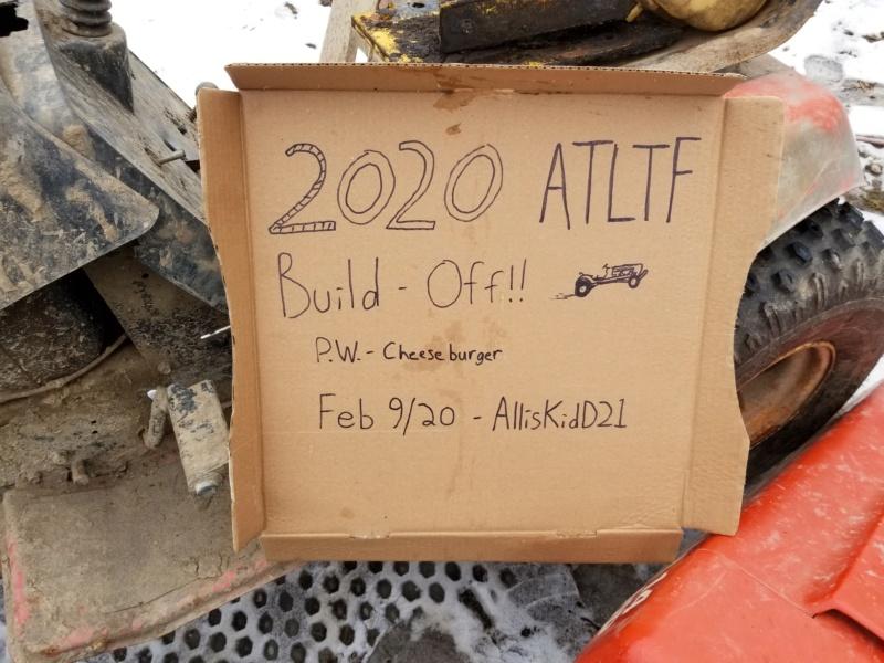 [2020 Build-Off Entry] AK's Jacobsen Crawler Build! 20200215