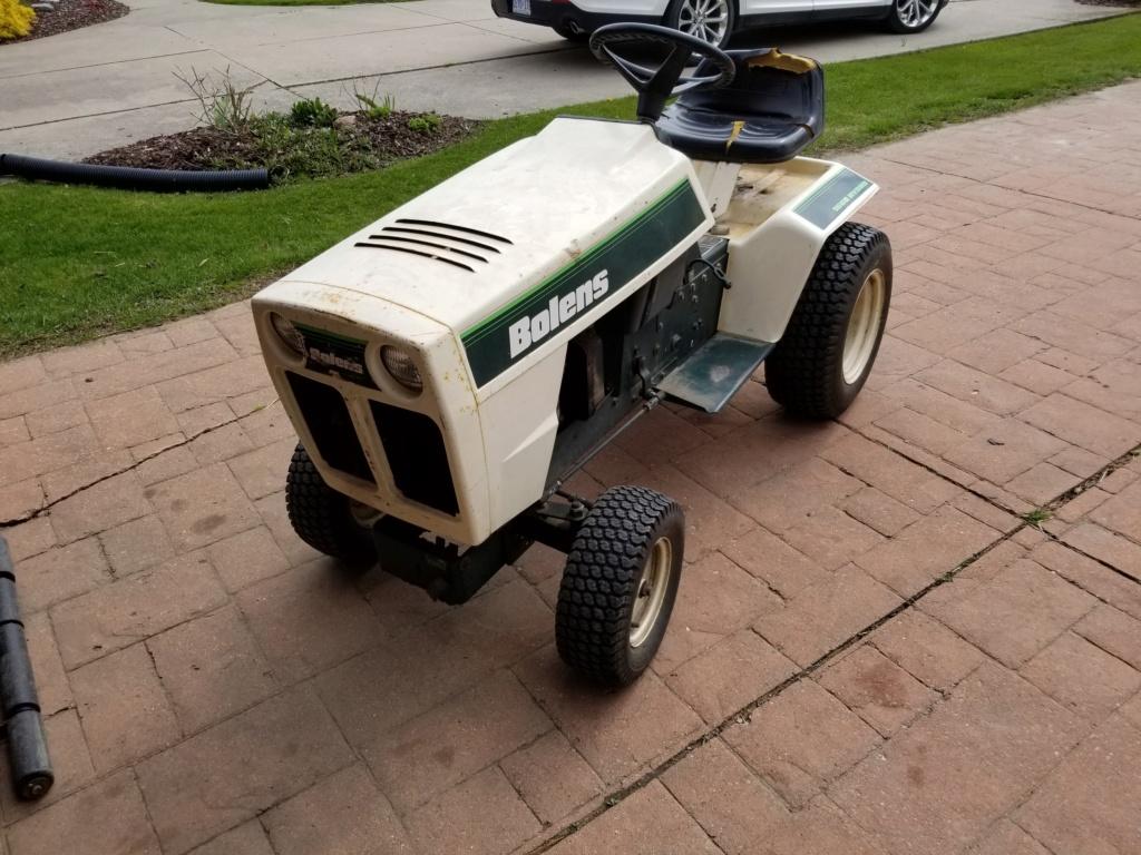 Garden Tractor Collection 20200510