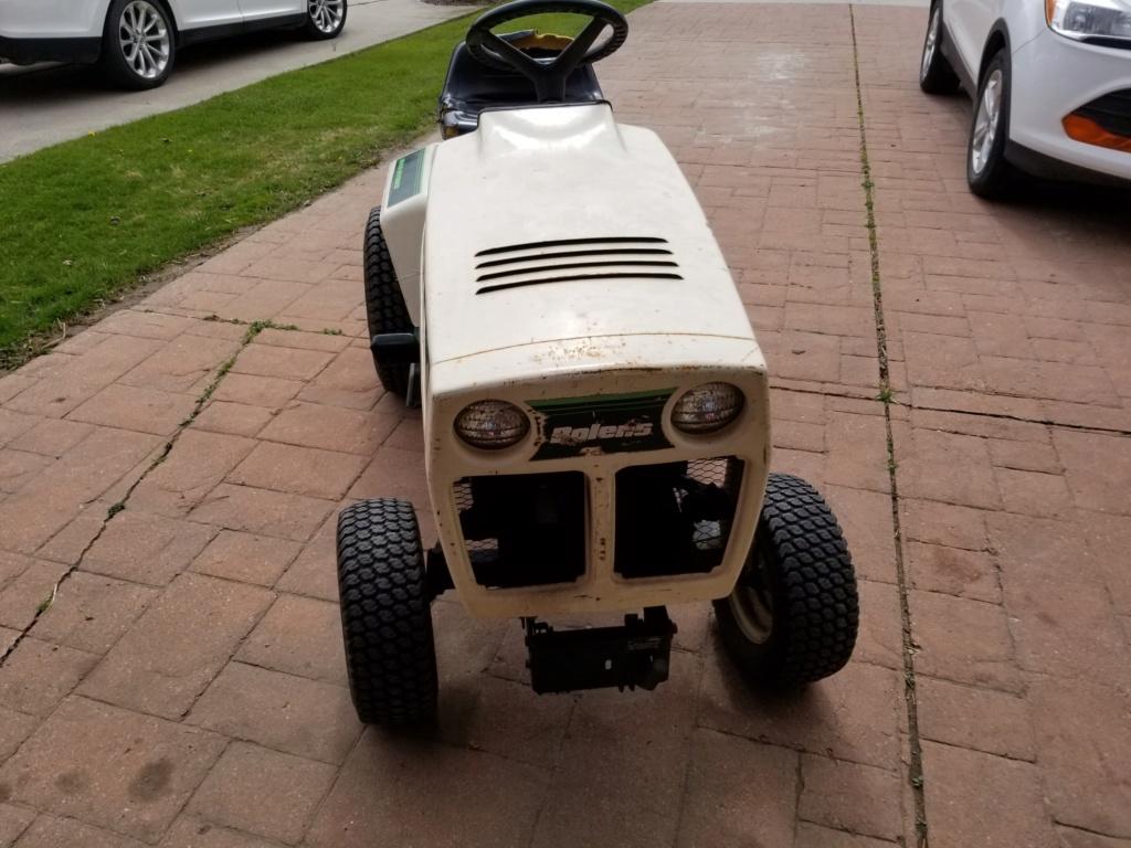 Garden Tractor Collection 20200511