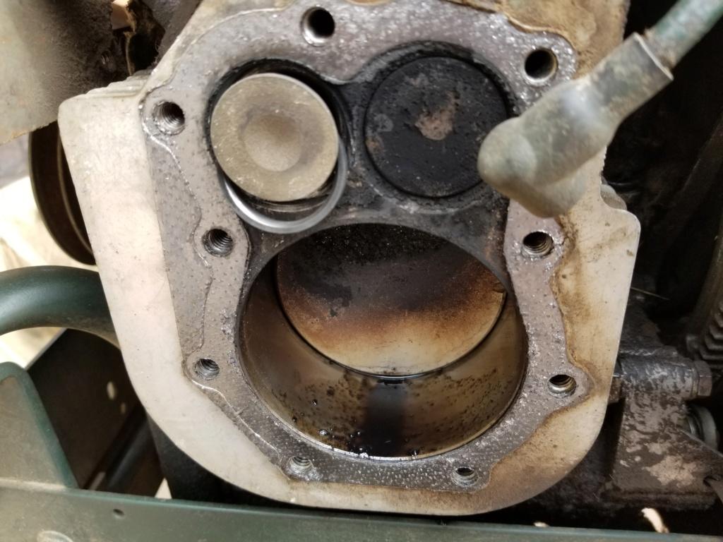 Bolens 1668 Diesel Conversion. 20200519