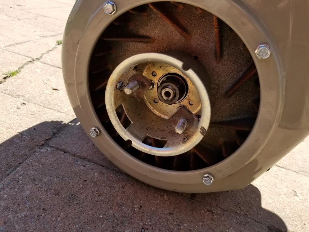 Bolens 1668 Diesel Conversion. 20200531