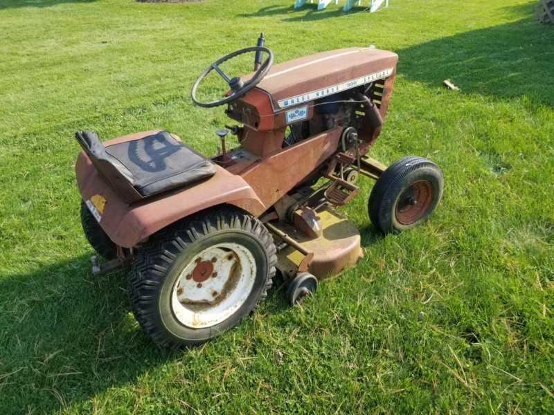 Garden Tractor Collection - Page 2 20201014