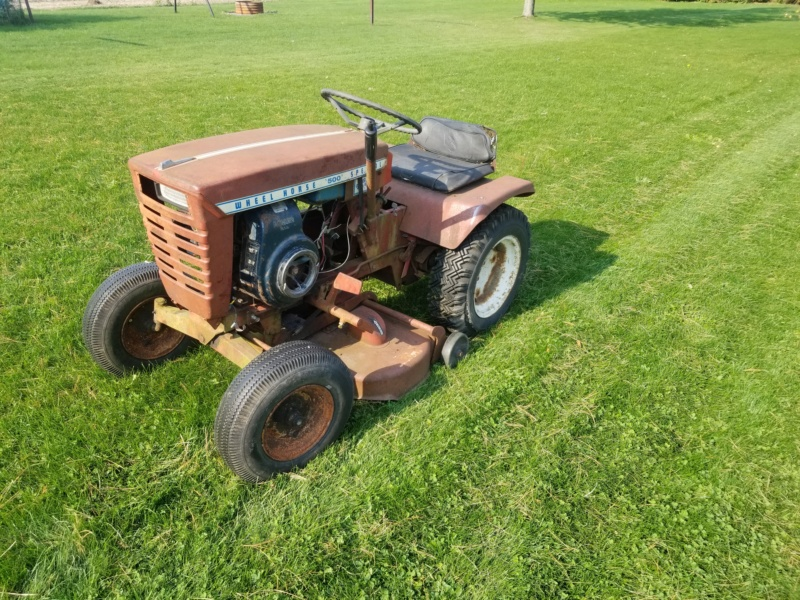 Garden Tractor Collection - Page 2 20201015