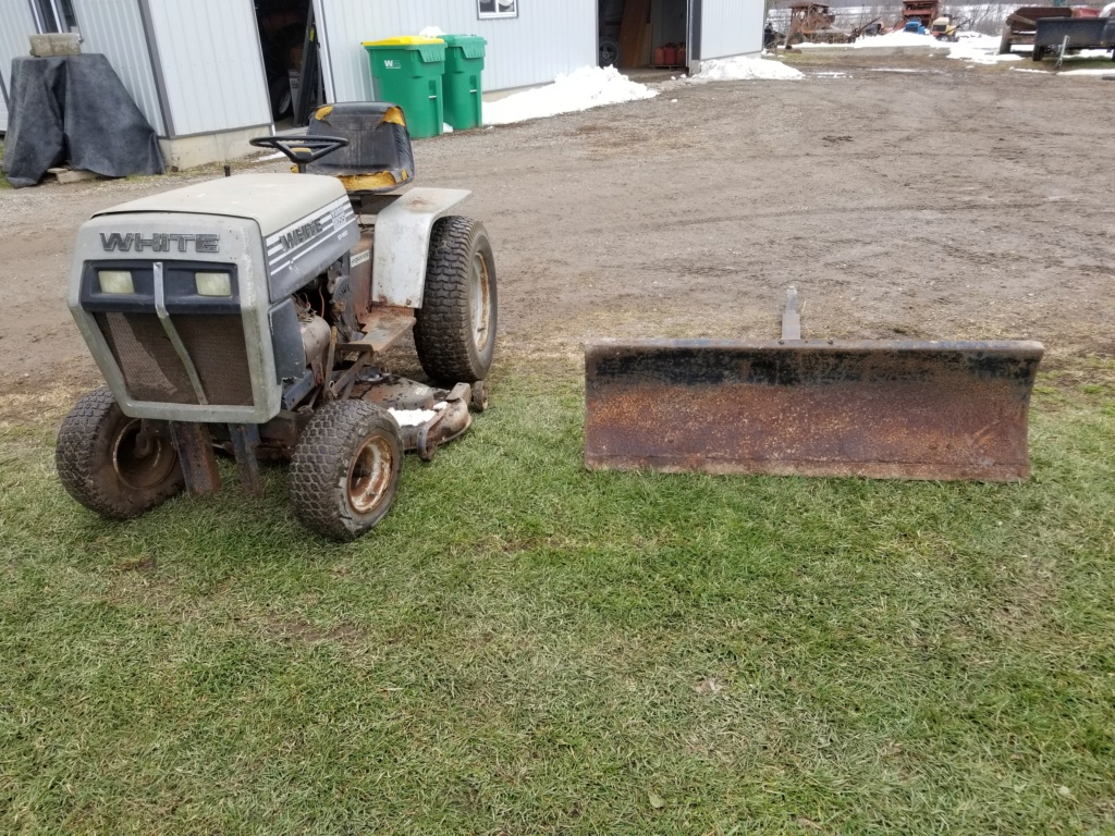 Garden Tractor Collection - Page 2 20201213