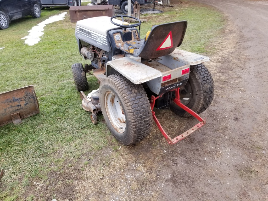 Garden Tractor Collection - Page 2 20201215