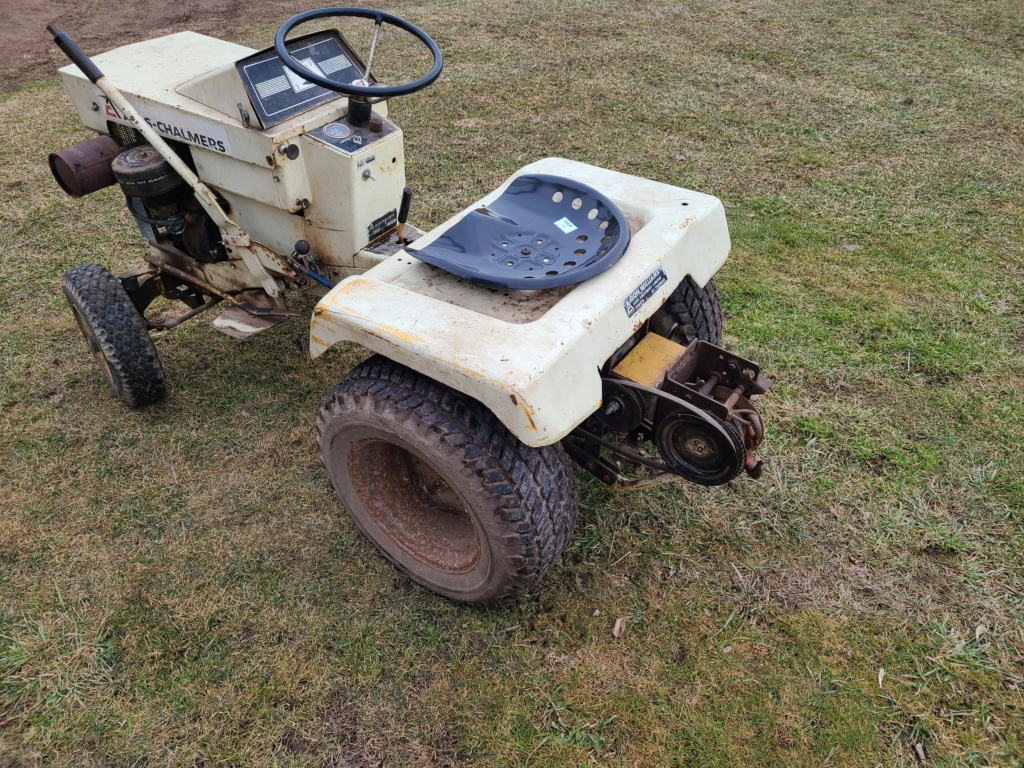 Garden Tractor Collection - Page 2 20210112