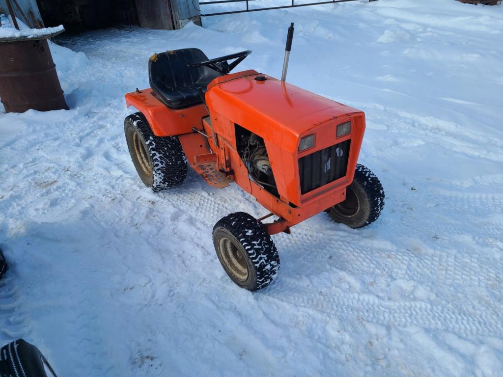 Allis 716 Off-Road Build 20210210