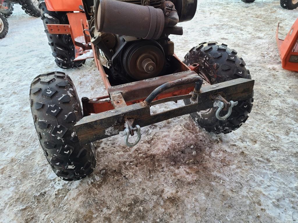 Allis 716 Off-Road Build 20210215