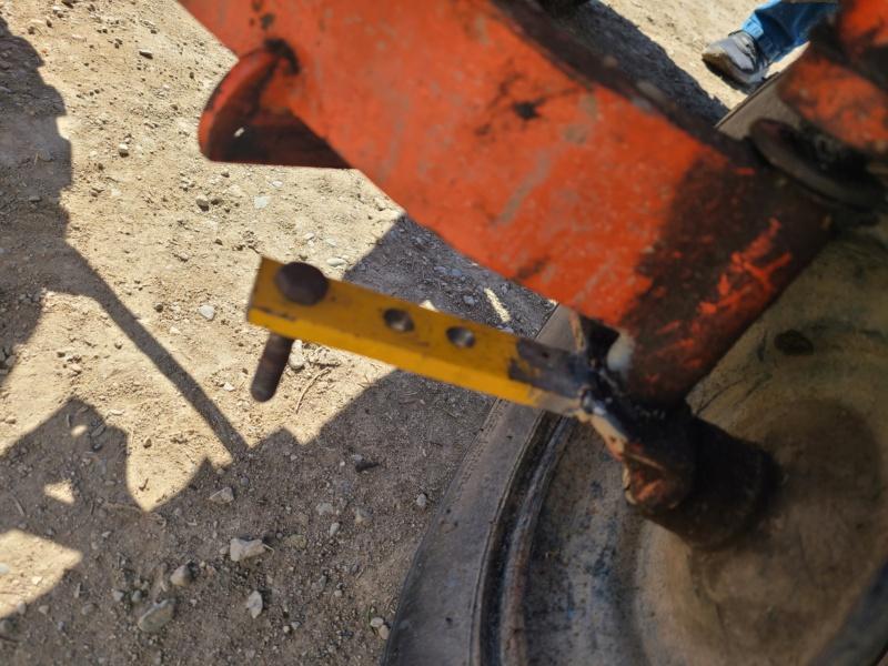 Allis 716 Off-Road Build 20210312