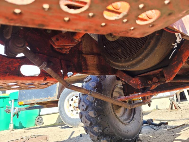 Allis 716 Off-Road Build 20210313