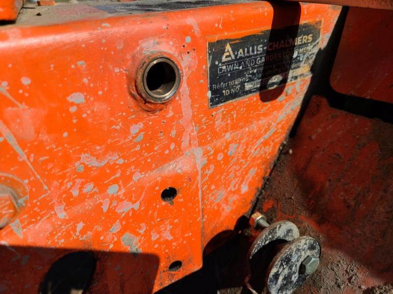 Allis 716 Off-Road Build 20210314