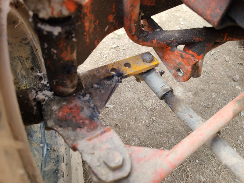 Allis 716 Off-Road Build 20210410