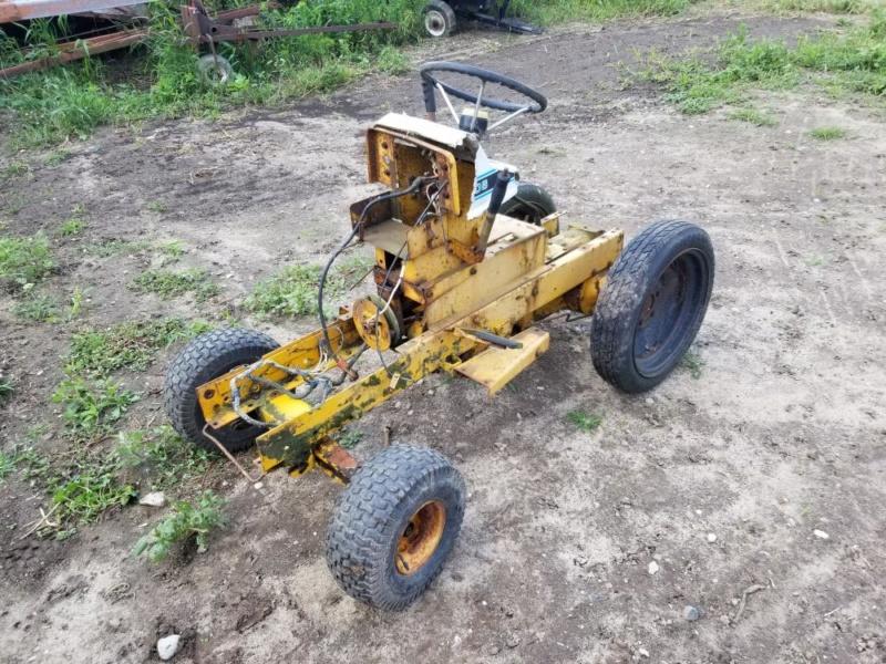 Garden Tractor Collection Post-714