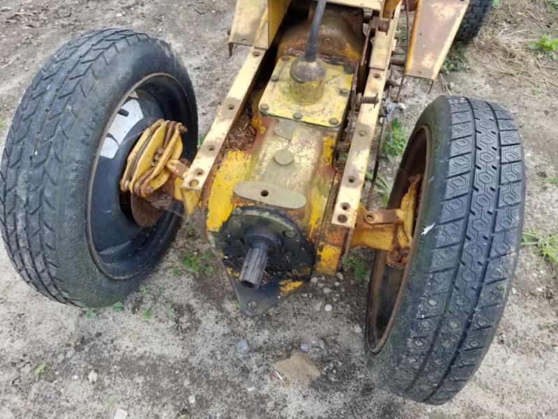 Garden Tractor Collection Post-715