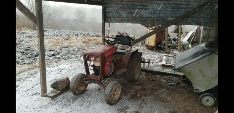 Garden Tractor Collection Screen25
