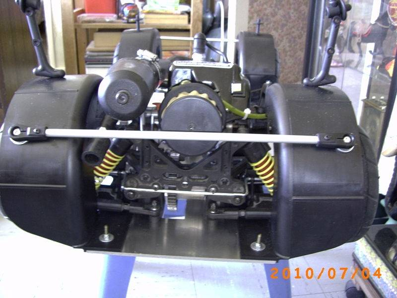 Fg fun cross sport 1/5 4x2  moteur 29 cc  - Page 2 510