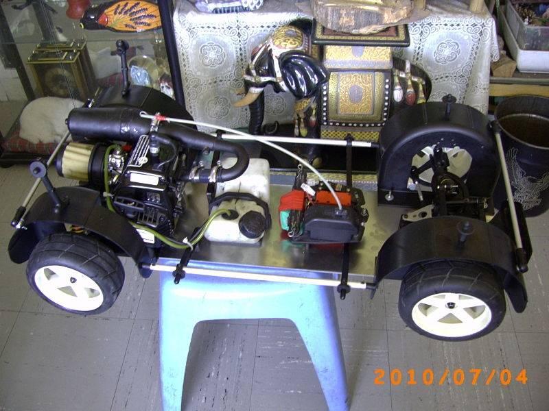 Fg fun cross sport 1/5 4x2  moteur 29 cc  - Page 2 610