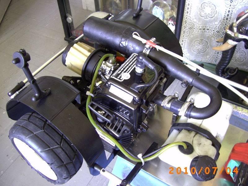 Fg fun cross sport 1/5 4x2  moteur 29 cc  - Page 2 710