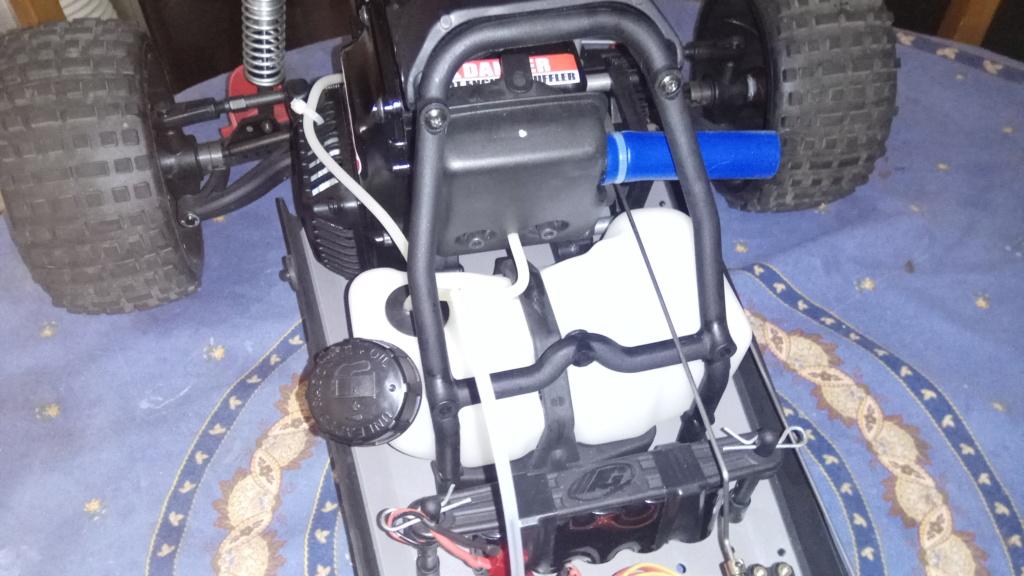 Fg fun cross sport 1/5 4x2  moteur 29 cc  Img_2011