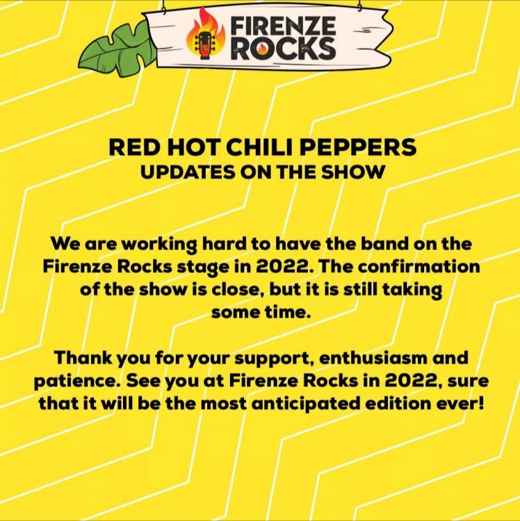 Mad Cool 2021: Red Hot Chili Peppers • Faith No More • Deftones... ¡Frusciante vuelve a Madrid!  - Página 6 Screen15