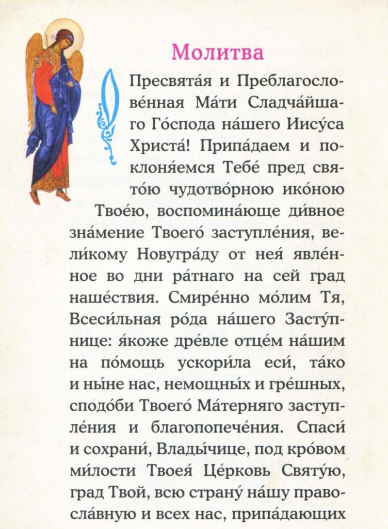 """ИКОНА БМ """"ЗНАМЕНИЕ"""" (Новгородская) Zz410"""