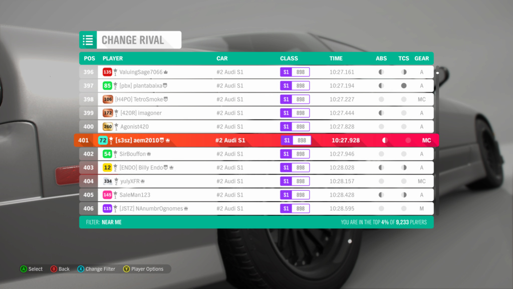 FH4 Time Attack | Dirt Racing Rivals - The Gauntlet (#2 Audi S1) Img_6311
